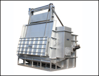 Reverbratory Furnace For Scrap Melting